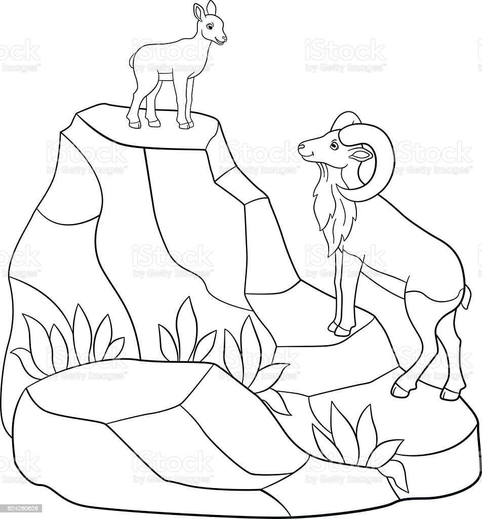 coloring pages mountains excellent click to see printable version