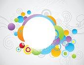 Colourful circles