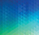 Colourful Geometric Background