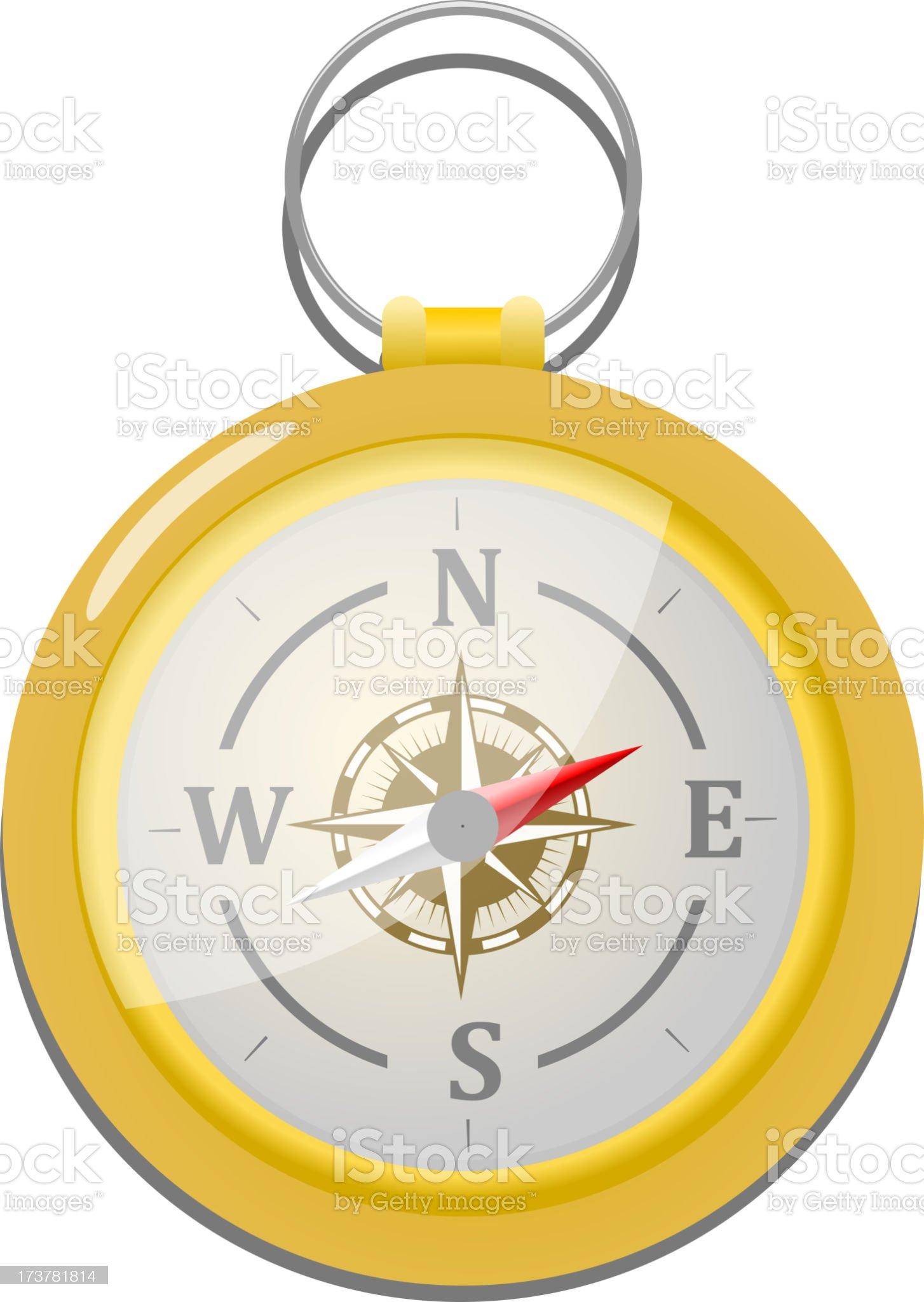 compass vector royalty-free stock vector art