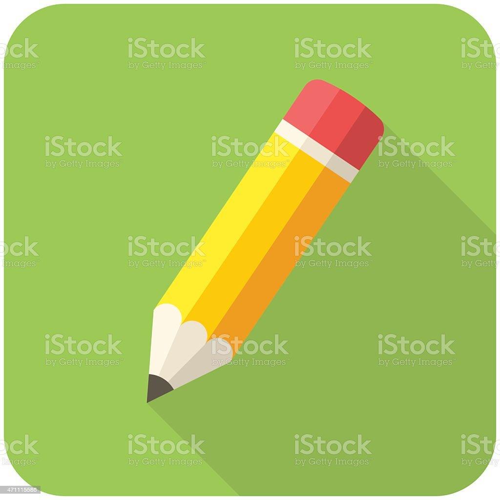 Compose icon vector art illustration