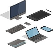 Computer Tablet items