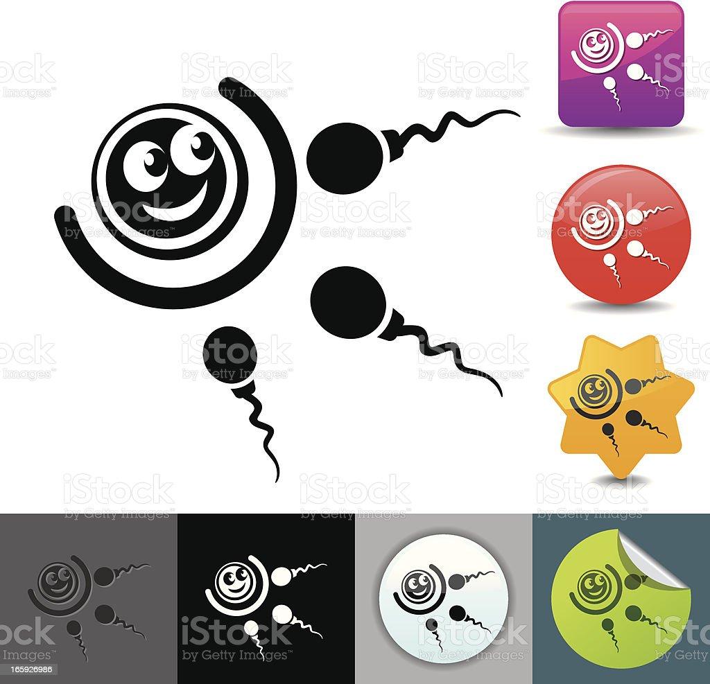 Conception icon | solicosi series vector art illustration