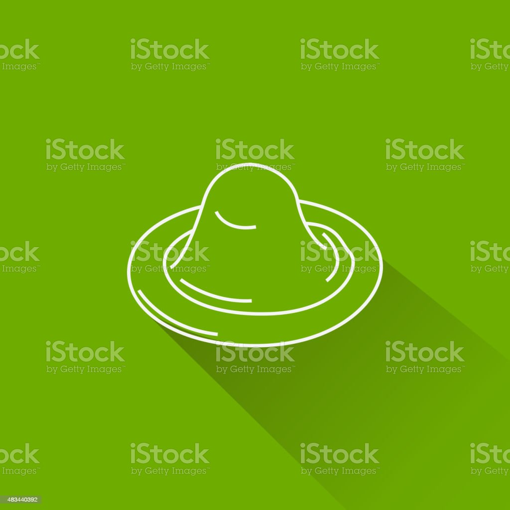 Condom Icon vector art illustration