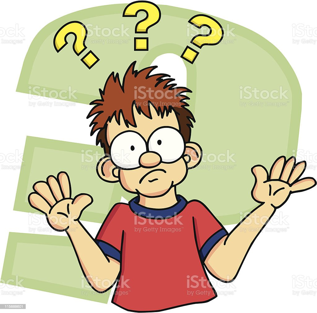 Image result for confused clipart