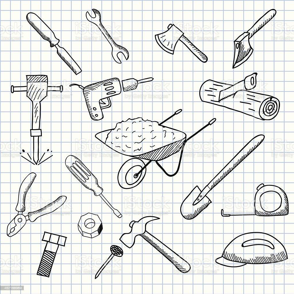 construction royalty-free stock vector art