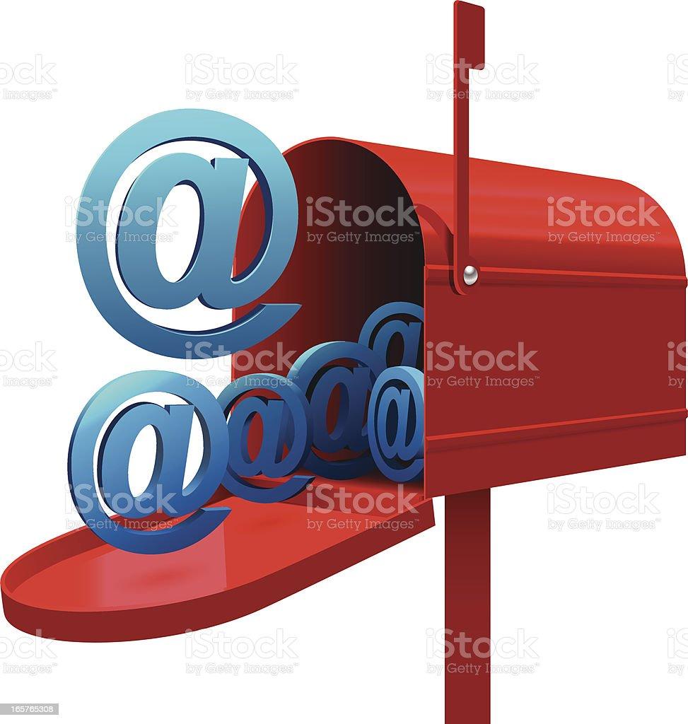 Contact Us!! royalty-free stock vector art