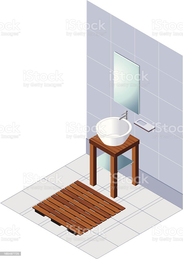 Line Art Bathroom Furniture : Model bathroom furniture clipart eyagci