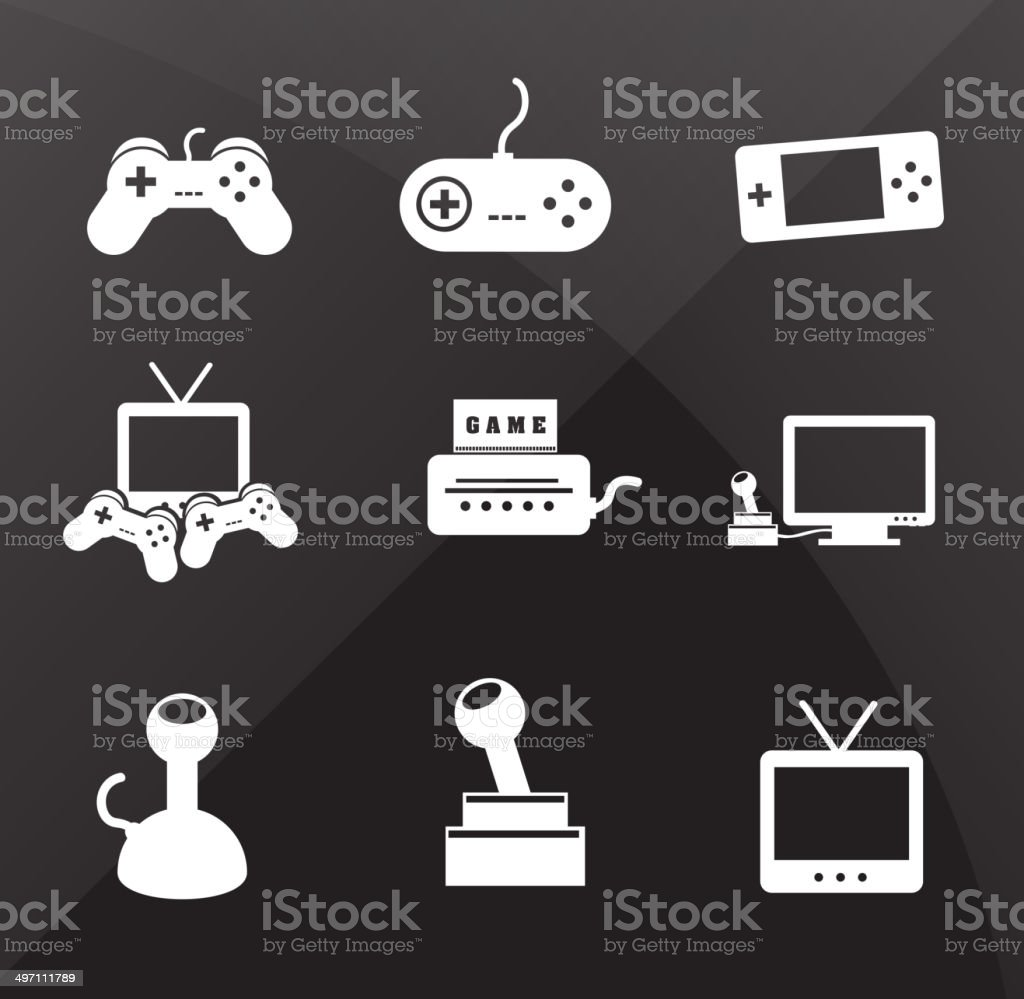 Control royalty-free stock vector art