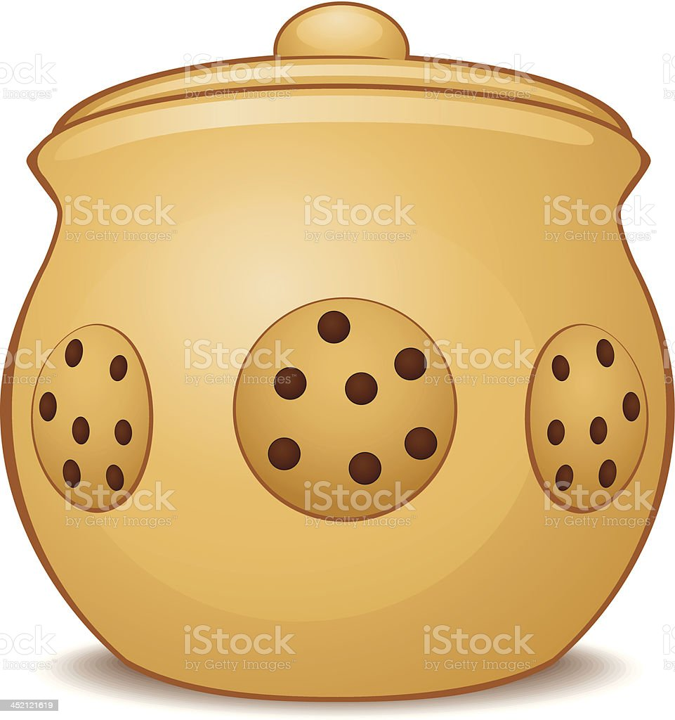 Empty Cookie Jar Clip Art, Vector Images & Illustrations - iStock
