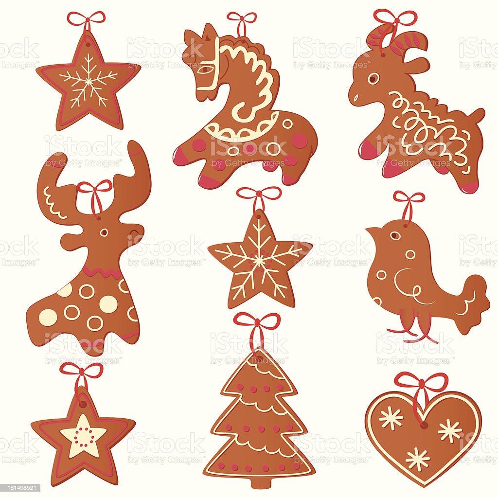 cookies royalty-free stock vector art