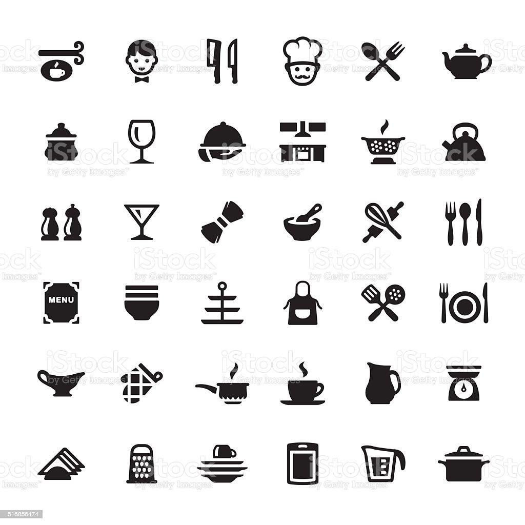 Kitchen Font Equipment