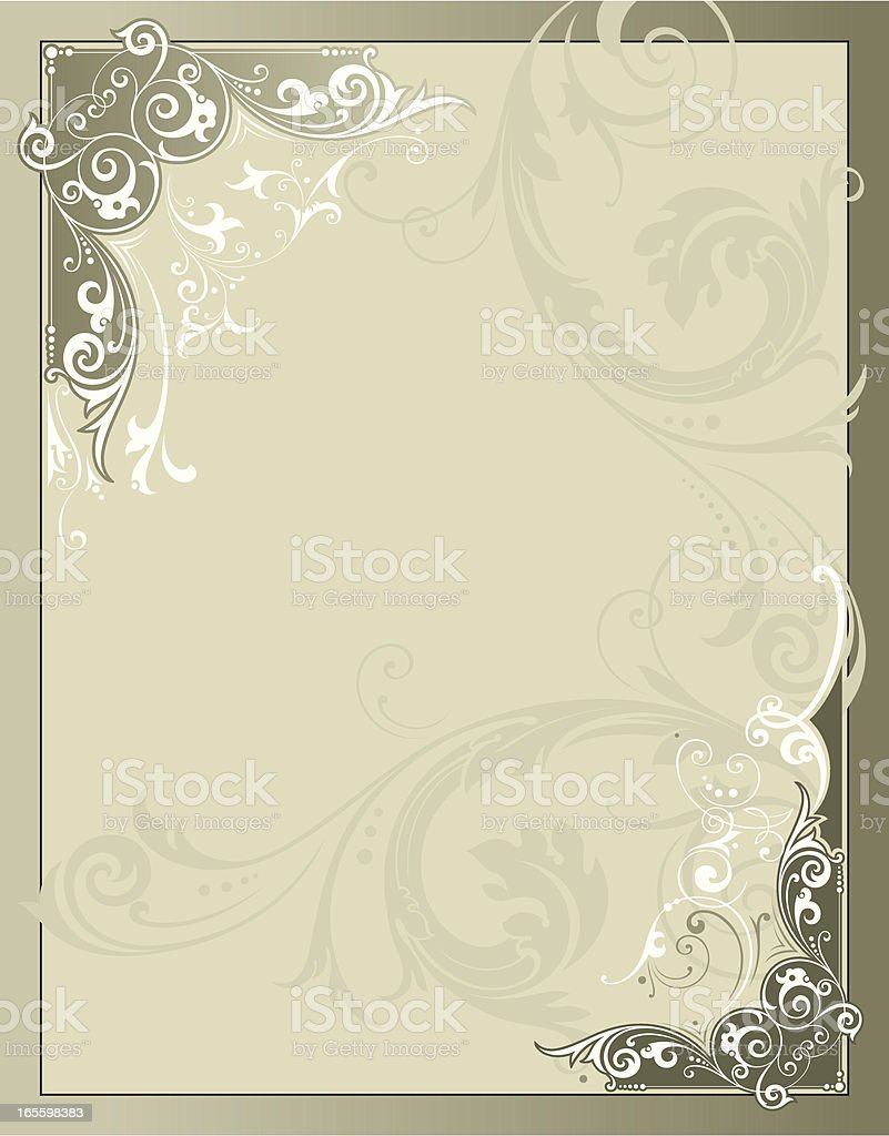 Copyspace Background royalty-free stock vector art