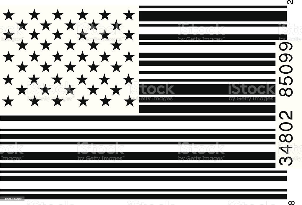 corporate america 1 royalty-free stock vector art