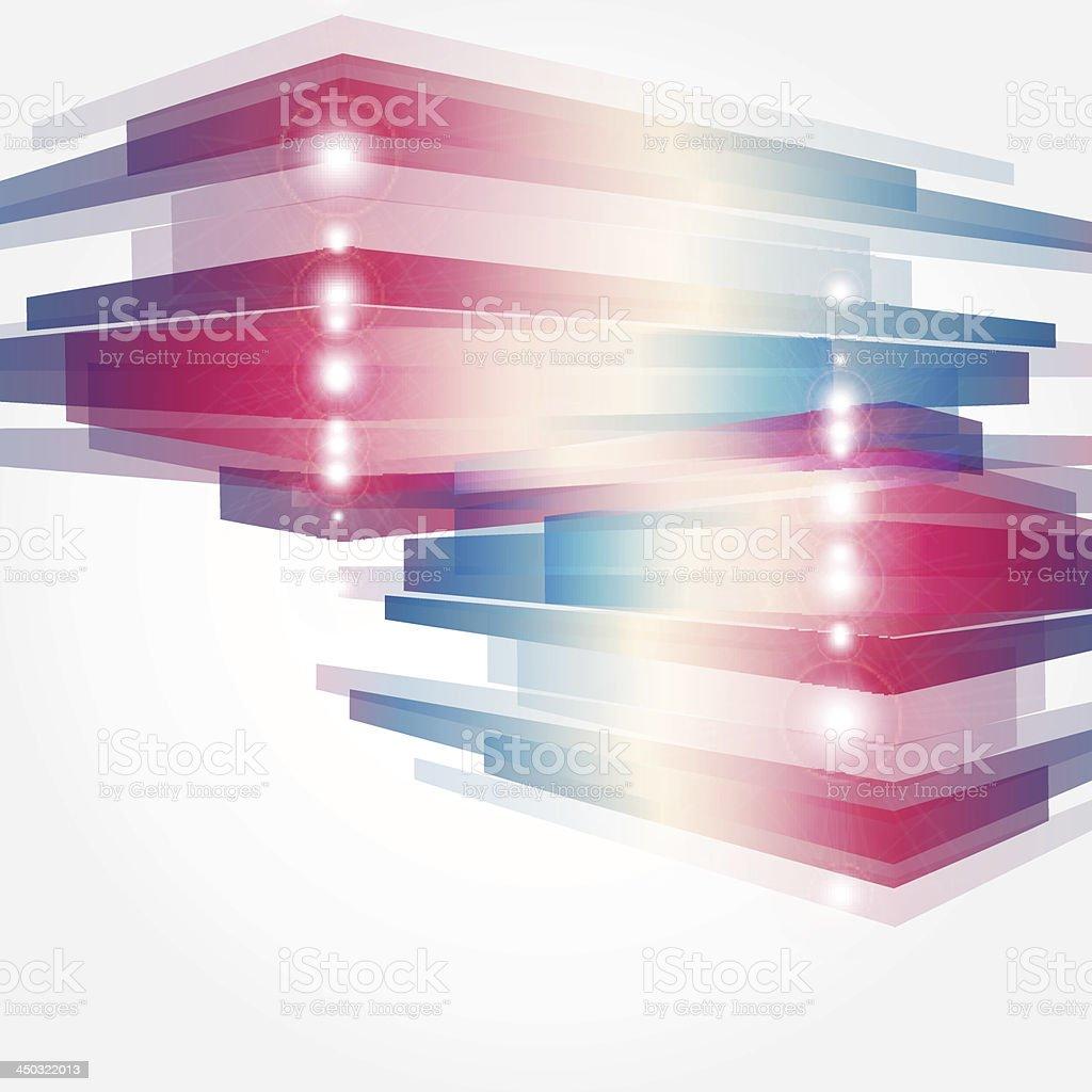 Conceito de negócios com elemento de design moderno vetor e ilustração royalty-free royalty-free