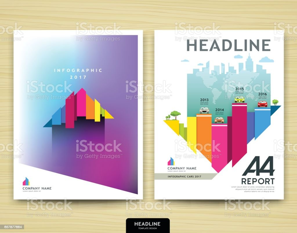 Cover design annual report magazine royalty free stock vector art - Chart Graph Magazine Magazine Cover Rainbow Cover Design Annual Report Chart Design Royalty Free Stock Vector Art