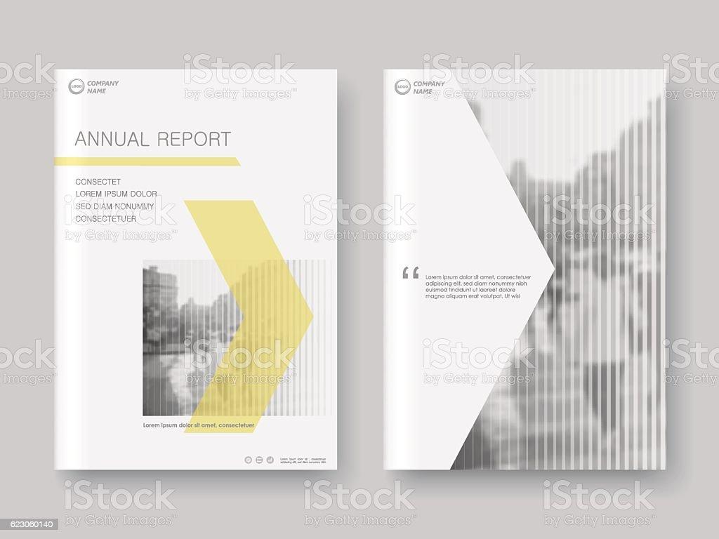 Cover design annual report,vector template brochures vector art illustration