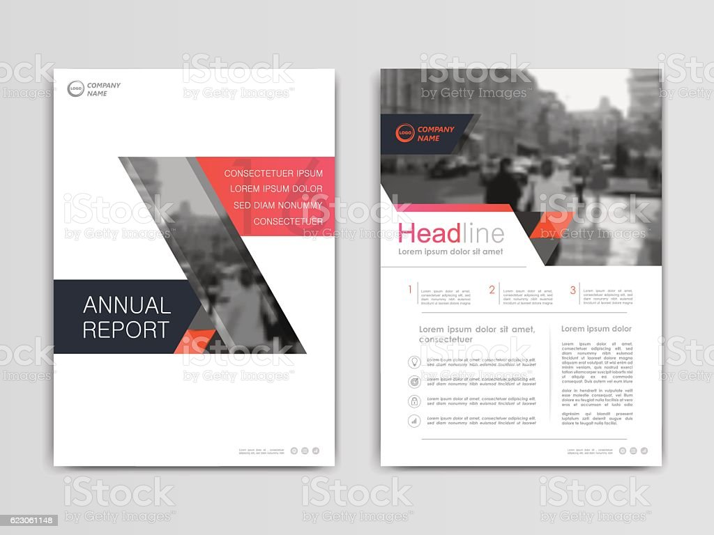 Cover design annual report,vector template brochures vector art illustration