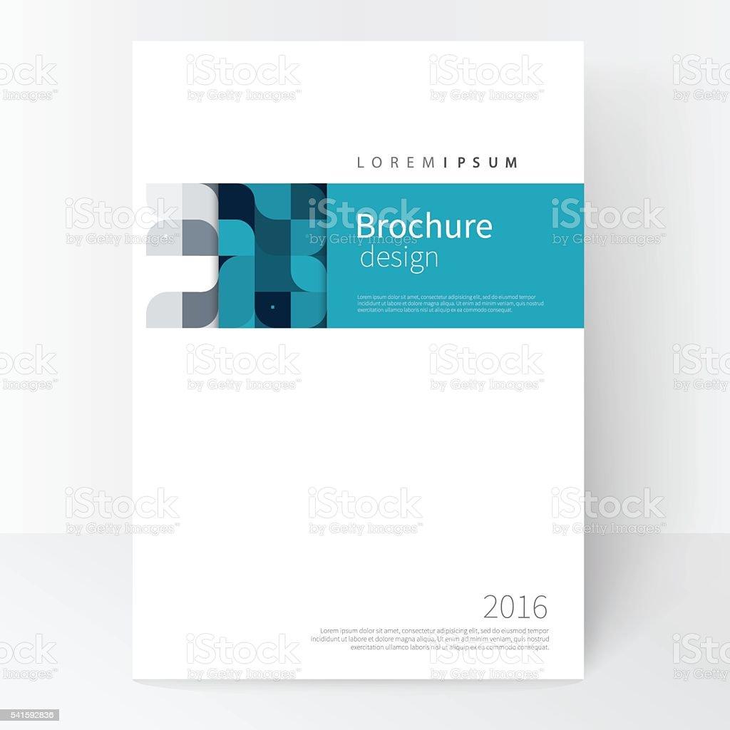 cover design concept vector art illustration