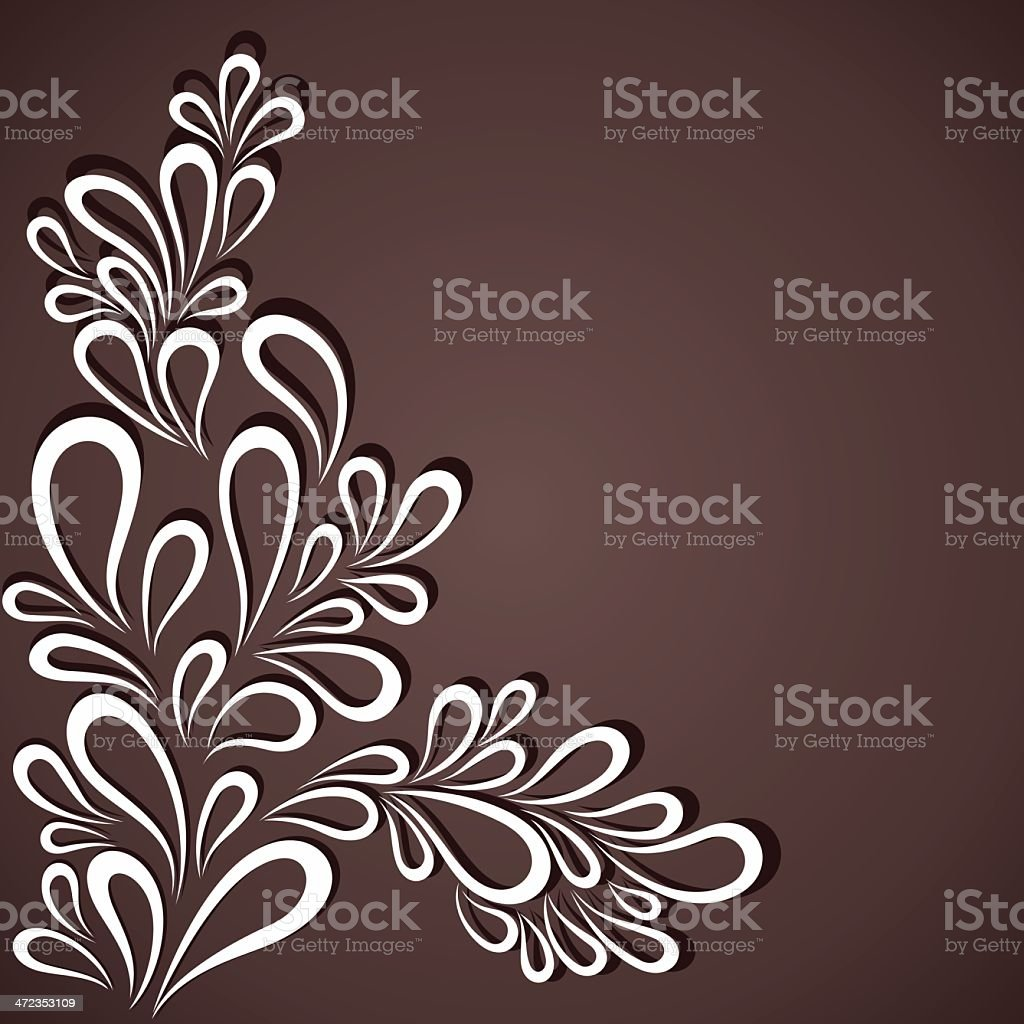 creative flora royalty-free stock vector art