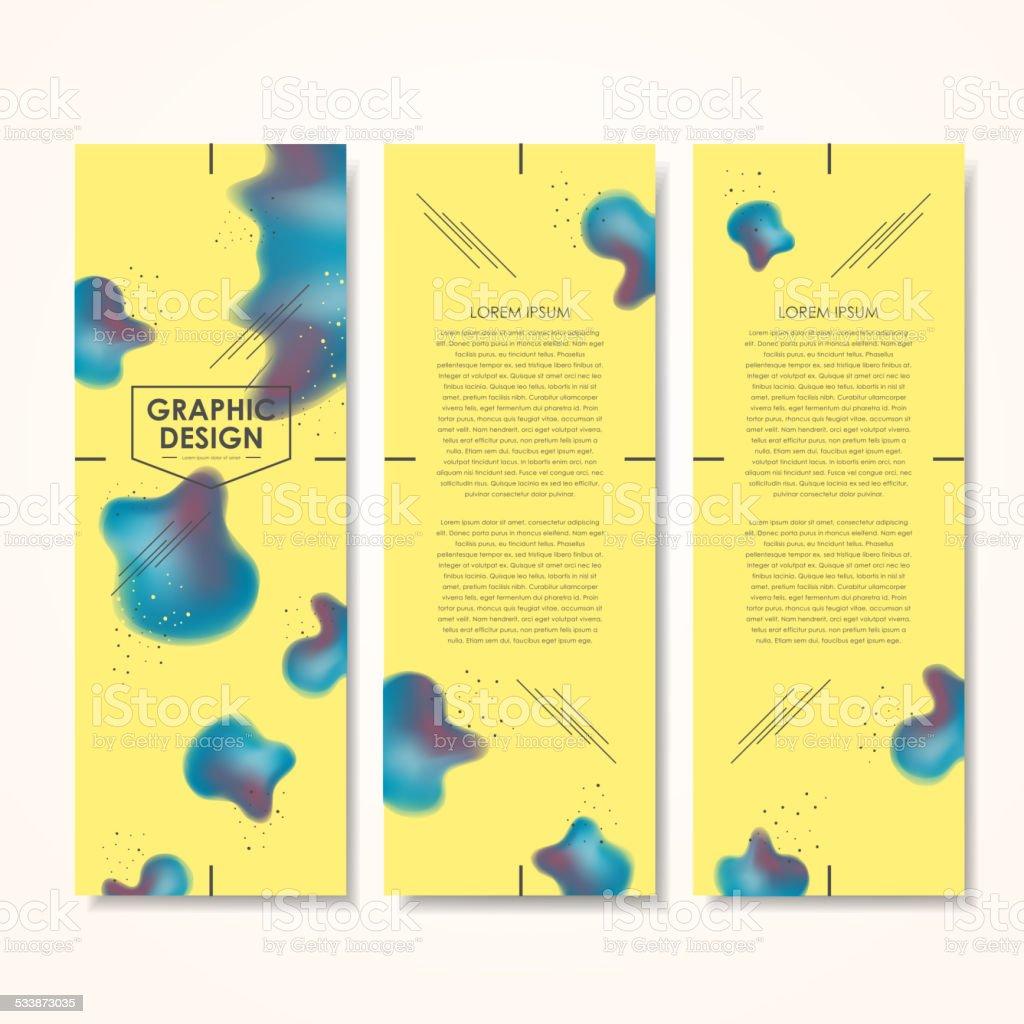creativity business banner template vector art illustration