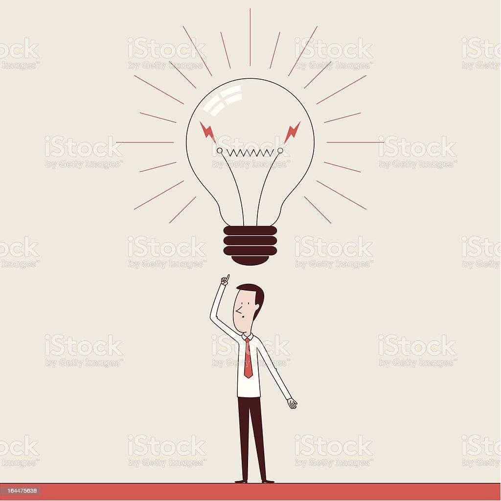 Creativity royalty-free stock vector art