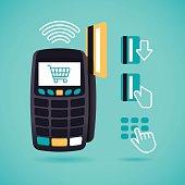 Credit Card Reader and Shopping