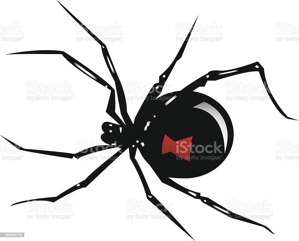 Creepy Crawler royalty-free stock vector art
