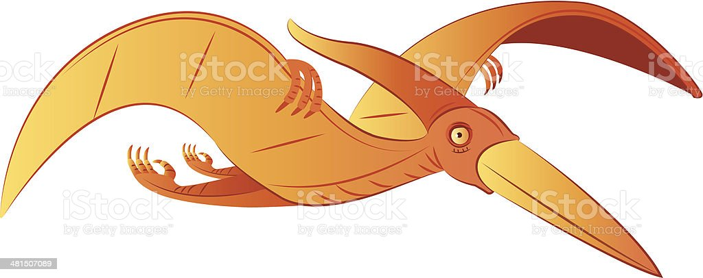 Cretaceous royalty-free stock vector art