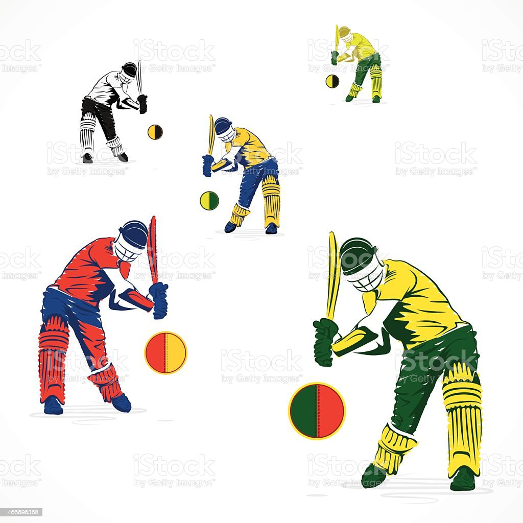 how to play cricket shots pdf