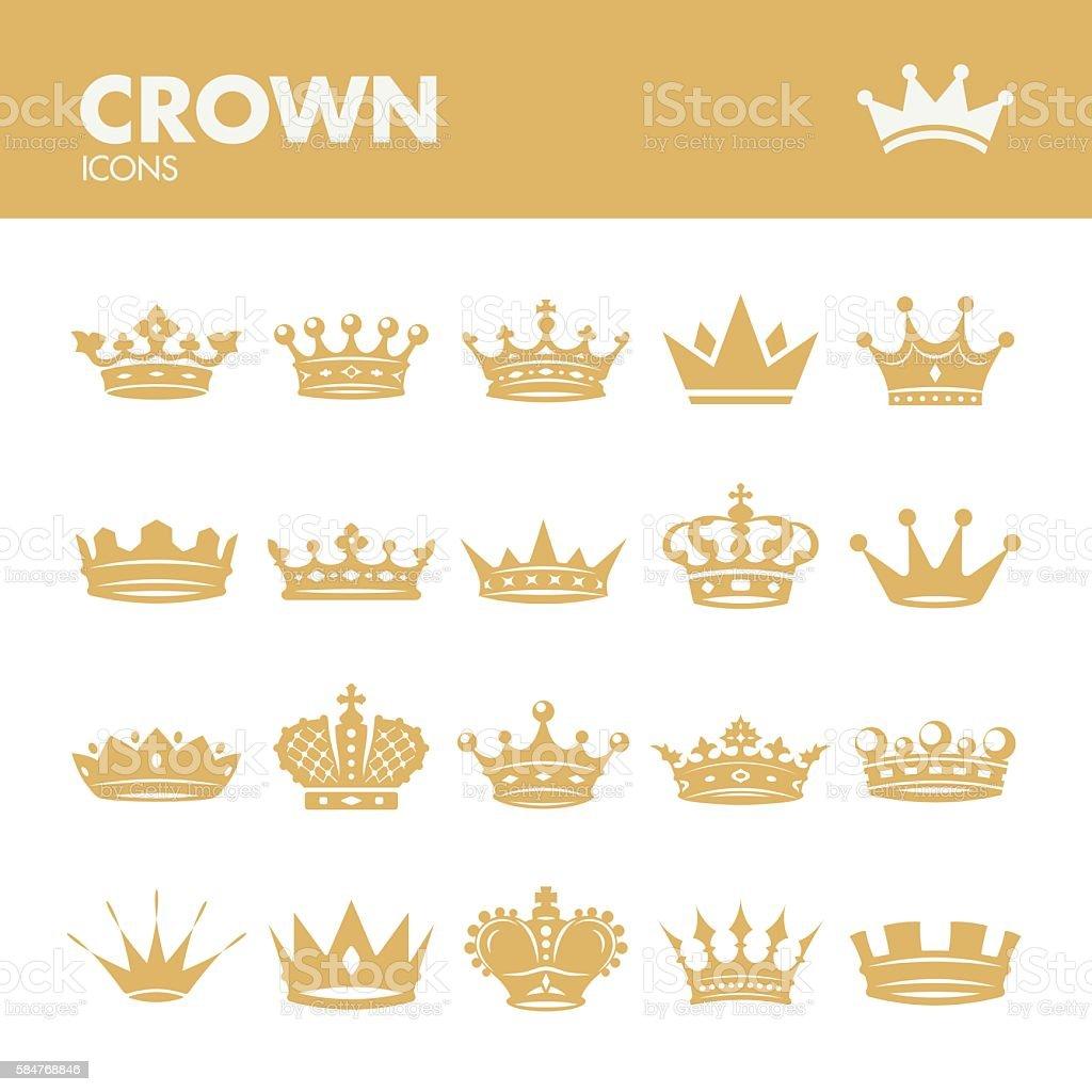 Royal King Symbols