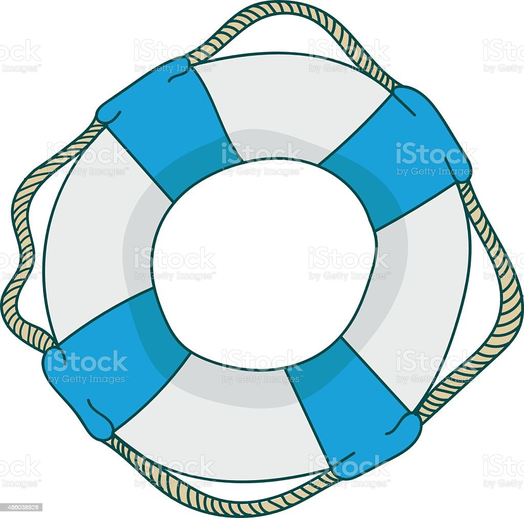 Cruise vector art illustration