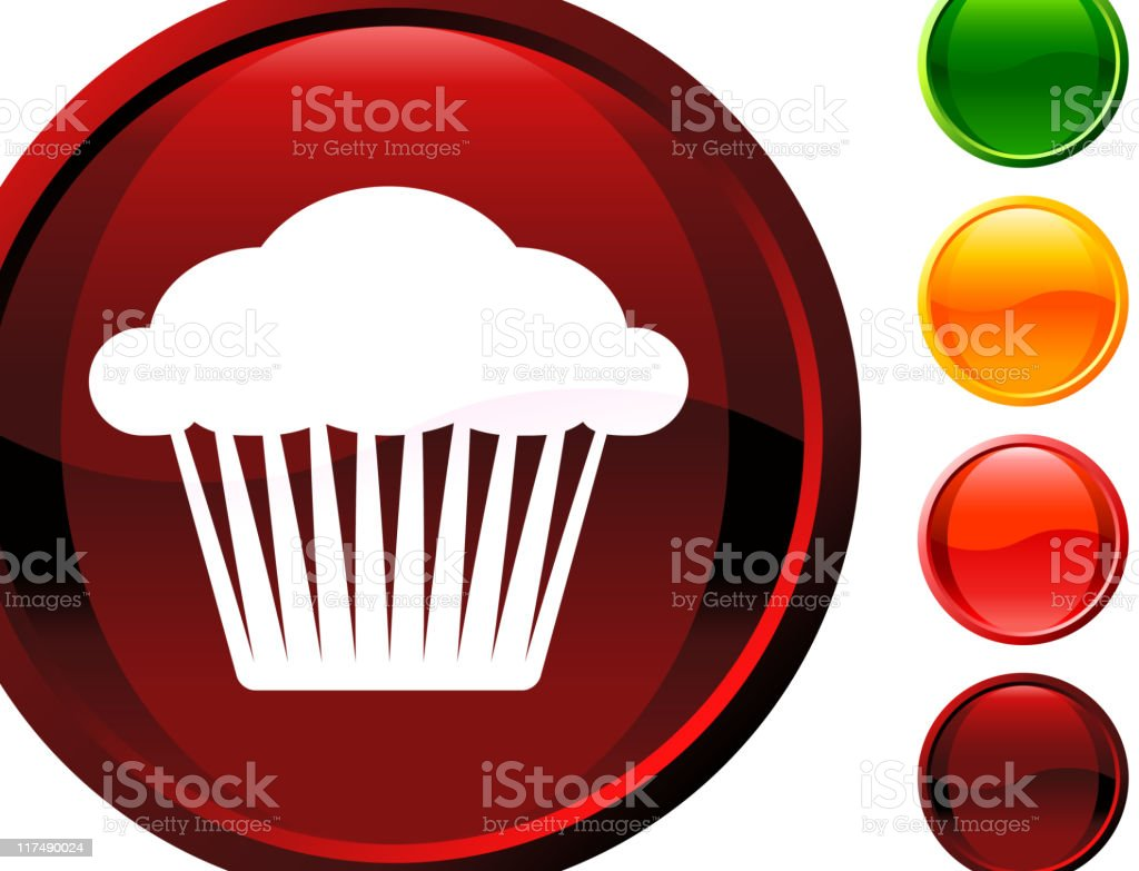 cupcake muffin internet royalty free vector art royalty-free stock vector art