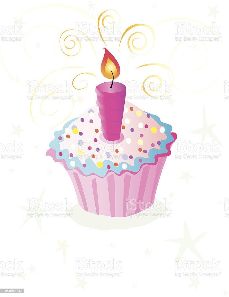 cupcake royalty-free stock vector art