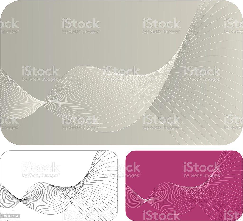 curvy wavy background vector art illustration