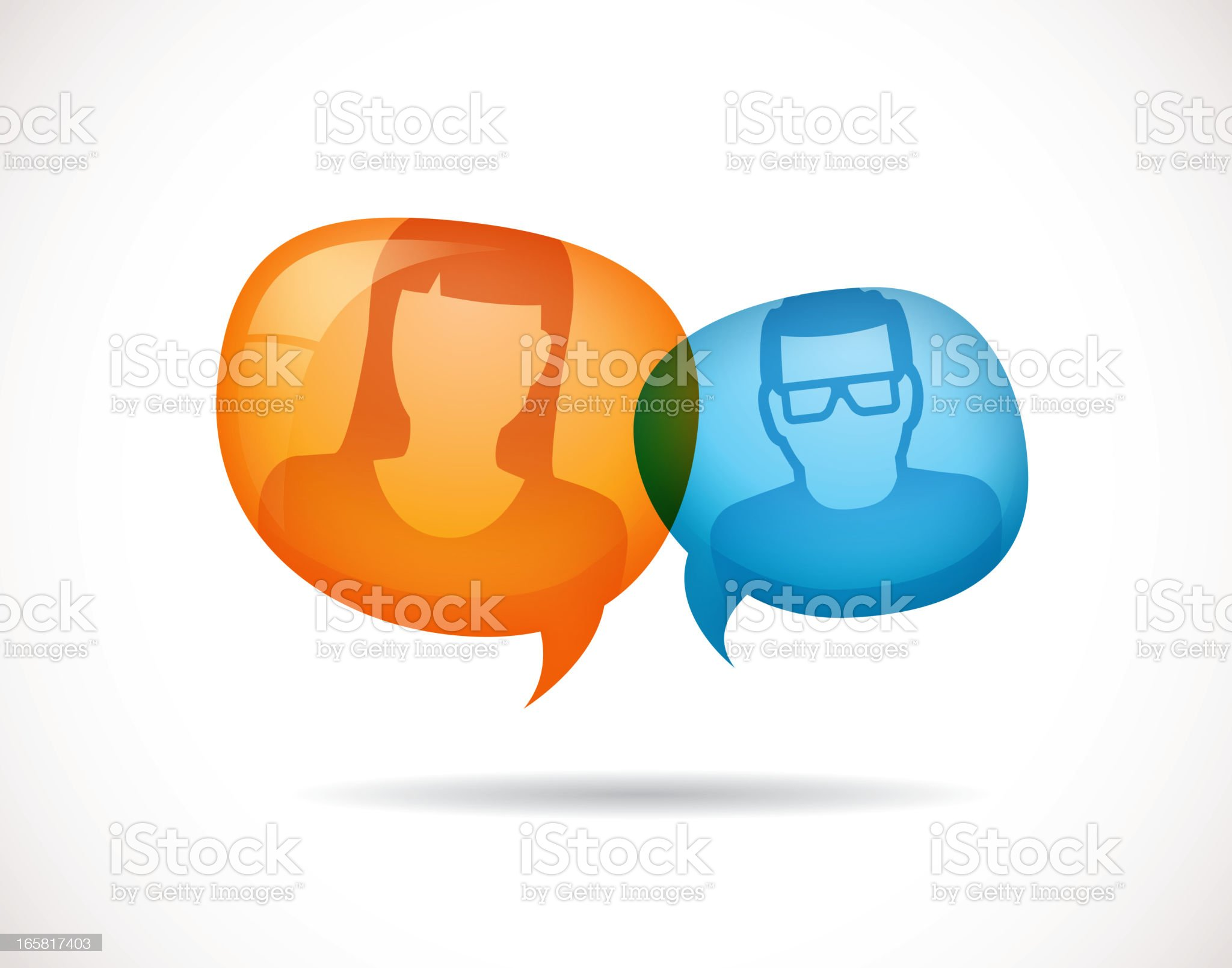 Customer Review icon royalty-free stock vector art