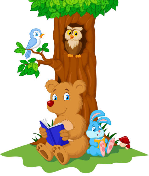 book tree clipart - photo #29