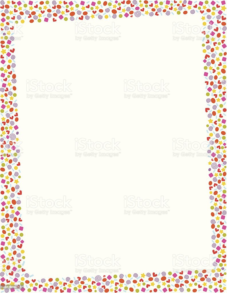cute page border stock vector art 483614411 istock