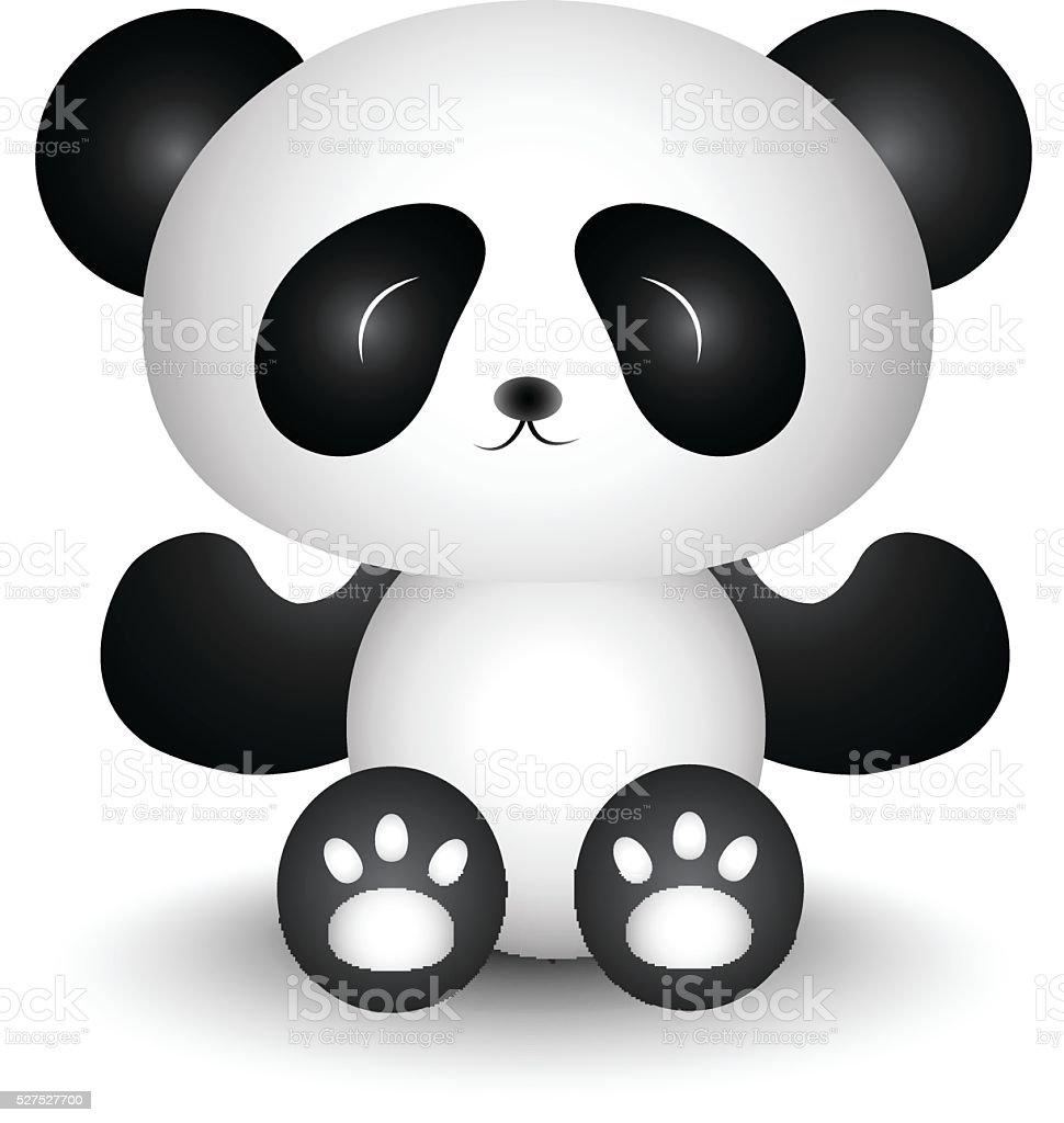 Perfecto Oso Panda Oso Panda ¿qué Ves Para Colorear Patrón ...