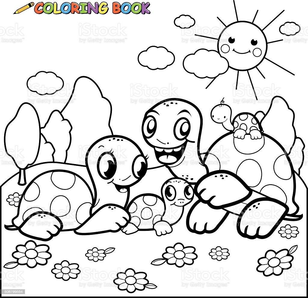 "Search Results for ""Dibujo De Tortuga Marina Verde Y Buzo Para ..."