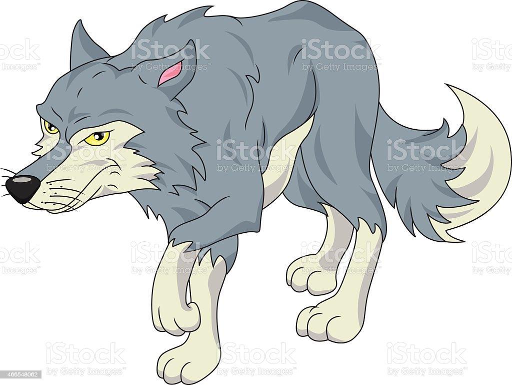 Рассказ о волке детям - Детский час 81