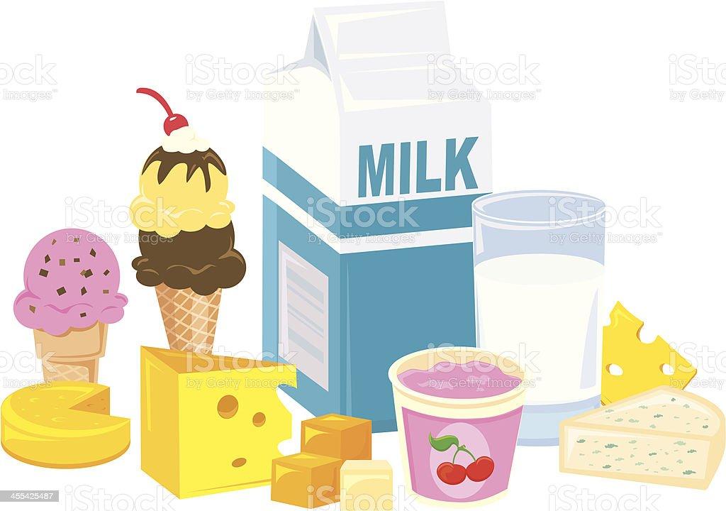 milk food group clip art � cliparts