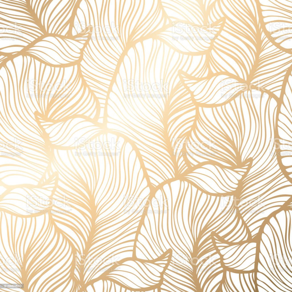 Damask floral pattern. Royal wallpaper royalty-free stock vector art