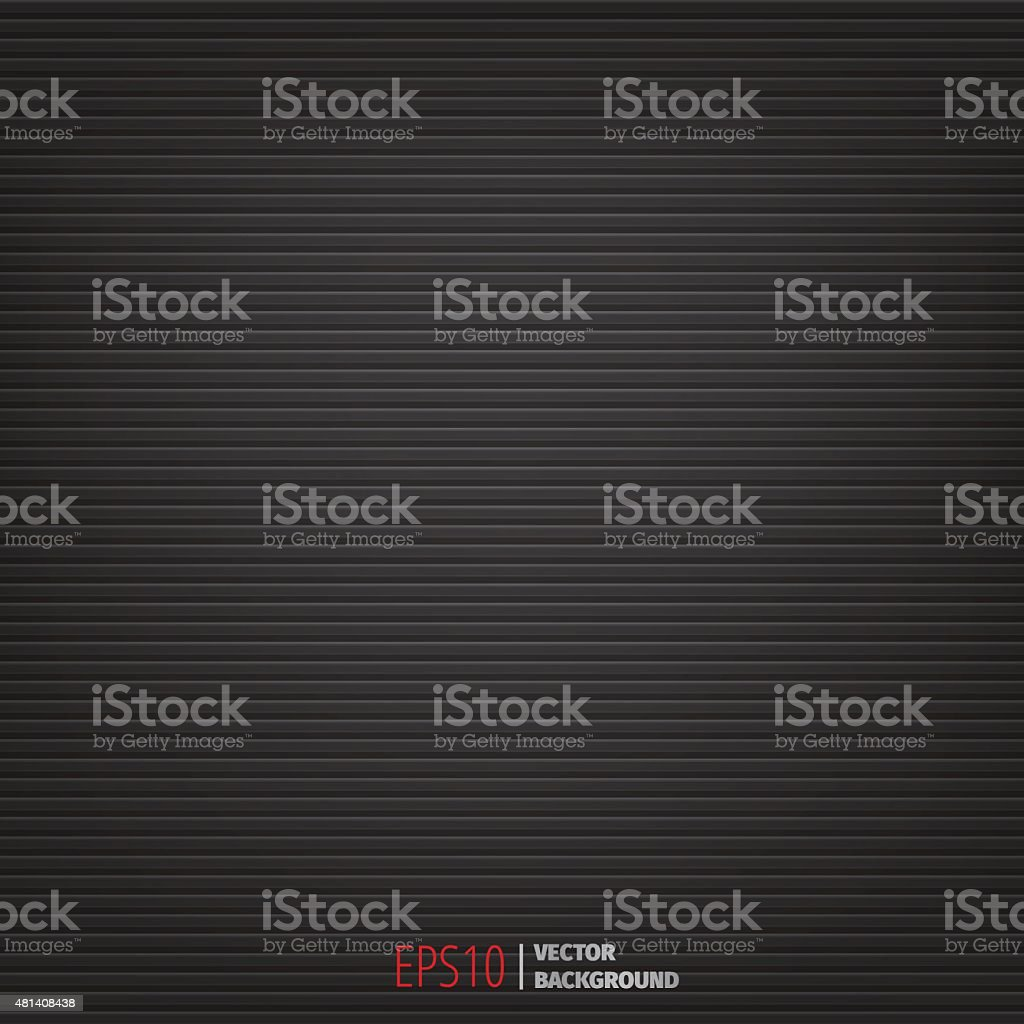 dark background with horizontal lines vector art illustration