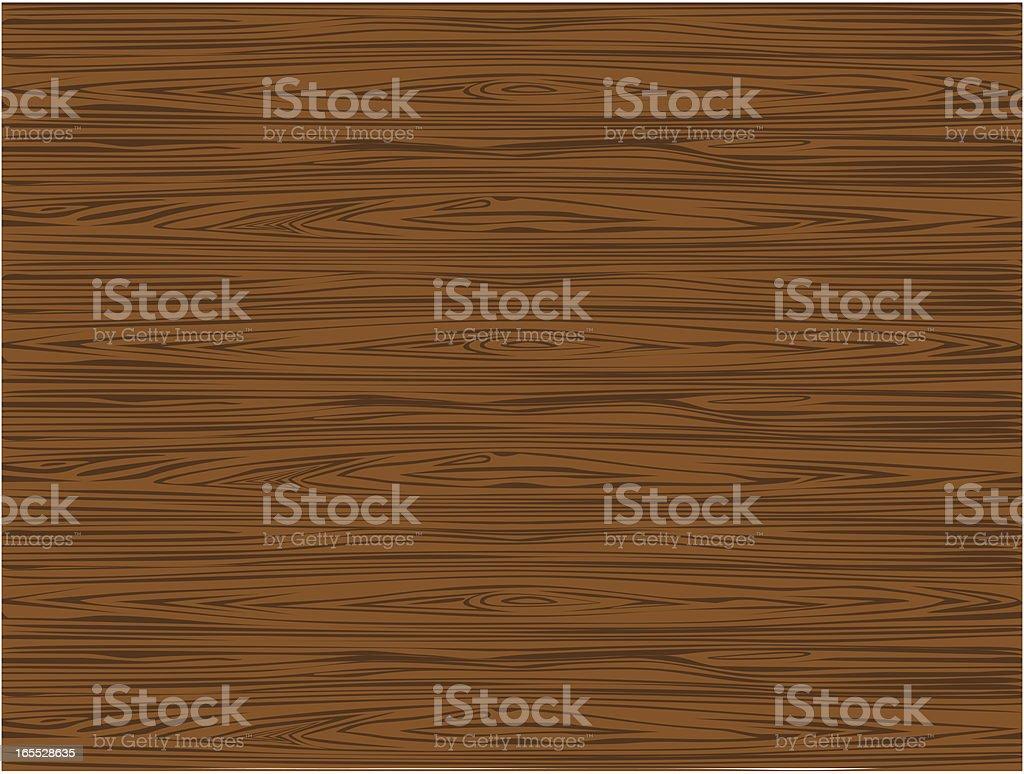 Dark brown wood texture - VECTOR vector art illustration