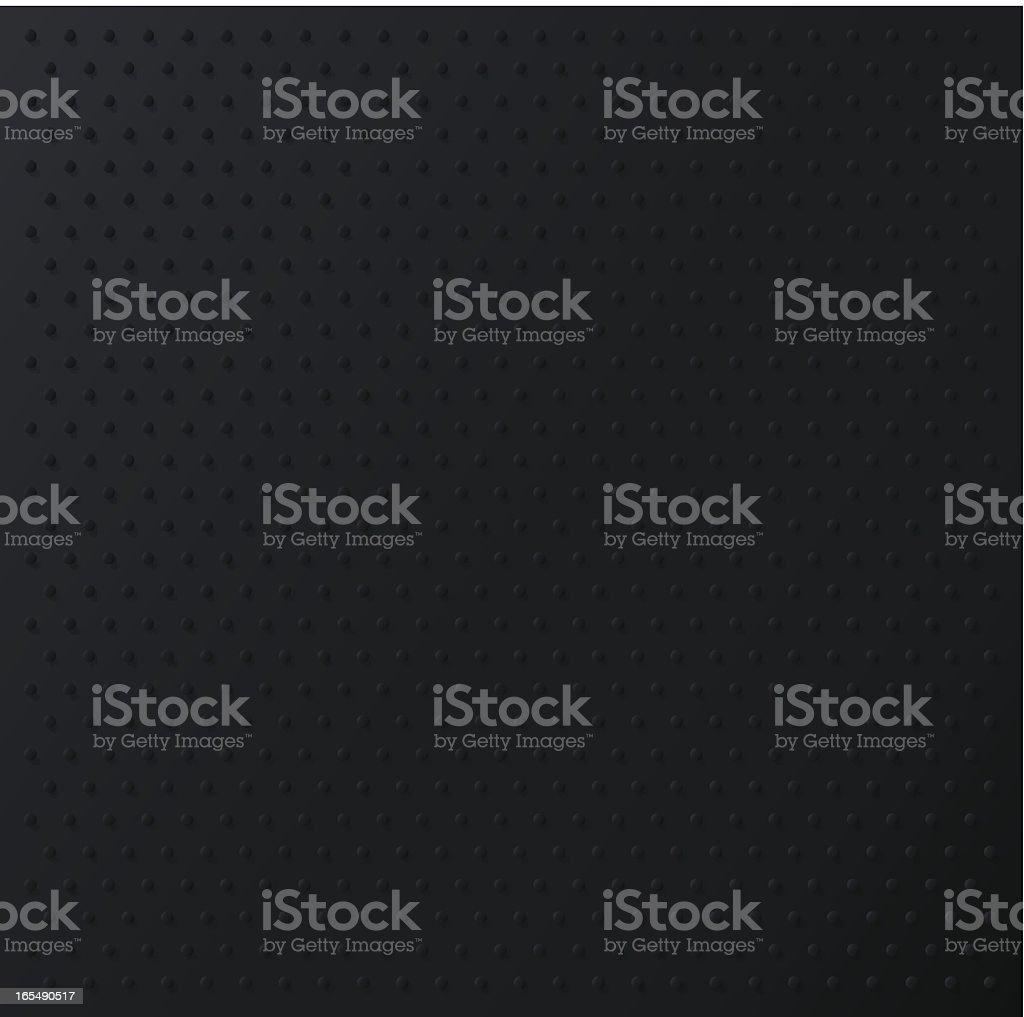 Dark dotted texture background royalty-free stock vector art