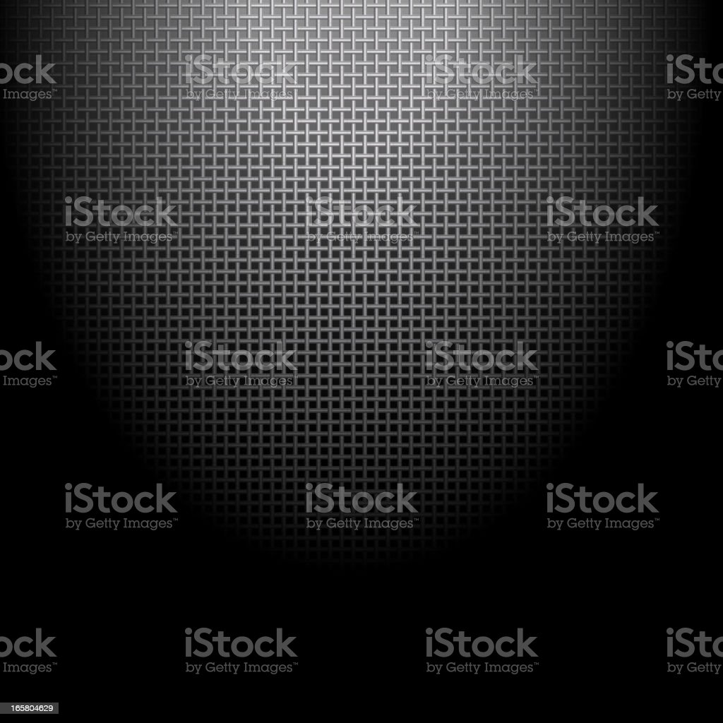 Dark Metallic Background royalty-free stock vector art
