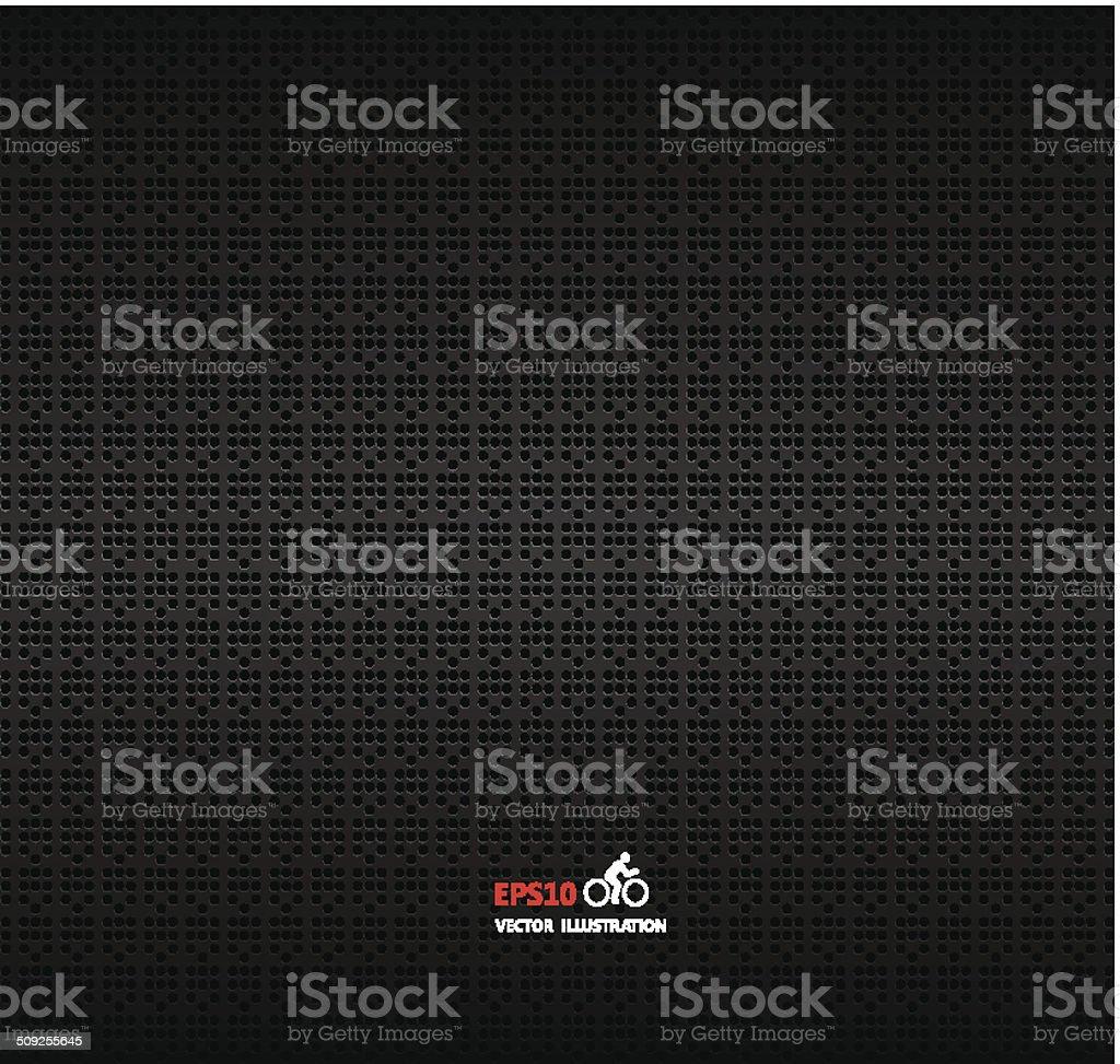 Dark texture background vector art illustration