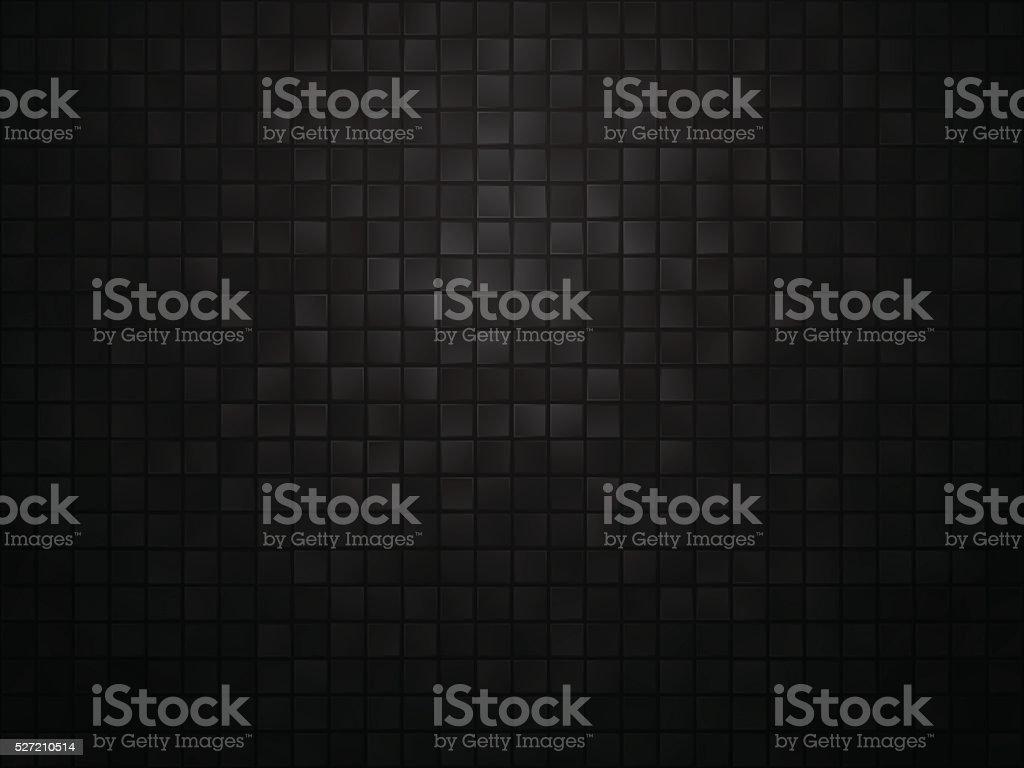 dark tiled background vector art illustration