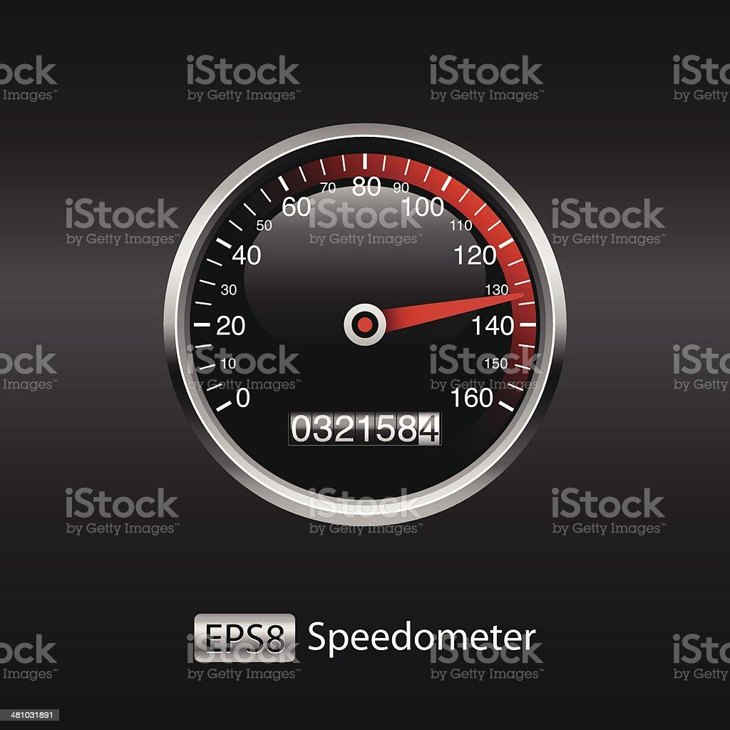Dashboard Background vector art illustration